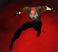 Red Hood by TheBabman