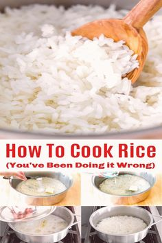 #How #to #cook #rice #best #like This is the best way to cook white rice Learn how to cook rice like the prosbrp classfirstletterScroll down for major white TopicpIf you use this pin where memorable size is required the width and height of the pin will also be very important to you Therefore we wanted to give you information about this The width of this pin is 700brThe height of the pin is determined as 1550 You can use the pin quite comfortably in places where this ratio is appropriate… White Rice Recipes, Rice Recipes For Dinner, Tasty White Rice Recipe, Is White Rice Healthy, Chinese White Rice Recipe, Fluffy Rice Recipe, Perfect Rice Recipe, Perfect White Rice, Best Rice Recipe