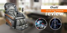 Osaki OS-3D Pro Dreamer massage chair   Massage Chair Planet   Massagechairplanet.com