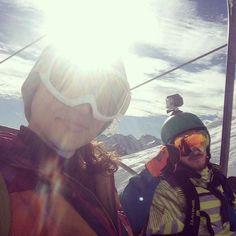 Session 2. #onestbien #cauterets #snow #ski #npyski #gopro  by amebridou