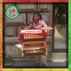 Desde hace más de 100 años los cilindreros han amenizado con su música la vida en los parques y en las plazas de la capital de México.