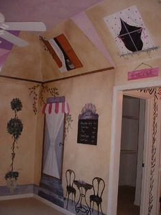 Paris theme Kids Room Pinterest Paris theme Dance bedroom