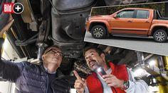 Amarok fährt 688 725 km - BILD erklärt, wie Ihr Auto ewig hält!