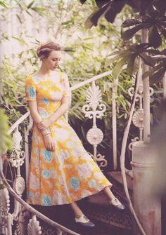 Saoirse Ronan - Vogue Magazine, March 2013