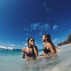 Gopro in the summer