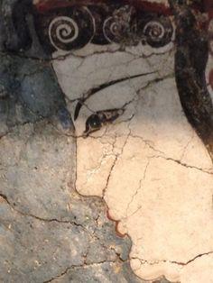 arkadea: Minoan wall painting