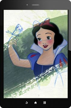 Get exclusive digital art when you purchase The Walt Disney Signature Collection: Snow White and the Seven Dwarfs. Details: http://www.disneymovierewards.go.com/promotions/special-offers/SWDisneyGraph?cmp=DMR|PIN|GWP|SWDisneyGraph