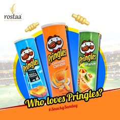 Sit back and enjoy your favorite IPL match with a box of Pringles. #SnackySunday #IPL #KKCvsDD #Cricket #Munchy