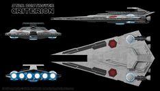 Nave Star Wars, Star Wars Rpg, Star Wars Ships, Star Trek, Star Destroyer, Spaceship Design, Spaceship Art, Spaceship Concept, Concept Ships