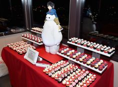 "Los Angeles Premiere Of Walt Disney Animation Studios' ""Big Hero 6"" - After Party"