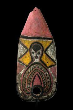 "Head ornament ""wagnen"" Papua New Guinea - Wosera"