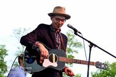 Photos – Justin Townes Earle, 9/6/14, Ohio River Throwdown, Riverbend Music Center, Cincinnati, OH