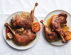 Who needs pulled pork when you can have braised turkey legs? These beauties will give you a reason to cook turkey more than once a year.