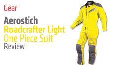 Gear: Aerostich Roadcrafter Light One Piece Suit - Review