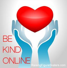 Do you get frustrated by rude comments online? If we all work to be kind online, the online world will be a much happier place.
