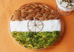 India Flag inspired phirni