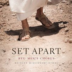 Set Apart: Beloved Missionary Hymns - The BYU Men's Chorus is releasing this unique album of powerful missionary hymns. To make the message as accessible as possible, the choir has chosen to release the recordings as free mp3 downloads. In this way—through music—the BYU Men's Chorus invites every listener to come unto Christ.