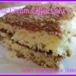 Looking for something delicious to make this weekend?  This Sour Cream Coffee Cake recipe is one of the made-from-scratch treats my family likes best for a weekend or holiday breakfast.  It's not difficult to make, but it tastes so much better than a mix from a box.  You can make ...
