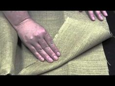 """In our latest video in the """"Ask the Woolery"""" series, we explain the difference between monks cloth, linen and burlap backings for hooked rugs. Burlap Rug, Hook Punch, Homemade Rugs, Monks Cloth, Punch Needle Patterns, Latch Hook Rugs, Creative Textiles, Rug Hooking Patterns, Hand Hooked Rugs"""