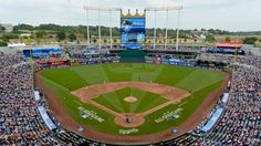 Kauffman Stadium, home of the Kansas City Royals, is set to host the 83rd MLB All-Star Game on July 10, 2012.