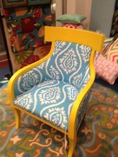 custom painted furniture with benjamin moore