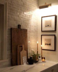 Kitchen Interior, Home Interior Design, Interior And Exterior, Kitchen Decor, Interior Decorating, Kitchen Wood, Kitchen Styling, Küchen Design, House Design