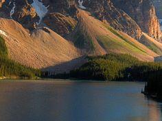 Berg landschap bijgeknipt