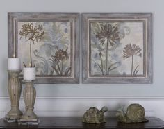 """(http://www.rbghomestore.com/floral-oasis/)  Set of two, 25"""" sq ea."""
