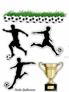 - Oh My Fiesta! in english Soccer Banquet, Soccer Theme, Football Themes, Soccer Party, Soccer Birthday Cakes, Soccer Cake, Party Printables, Free Printables, Easter Printables