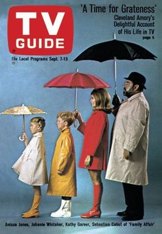 TV Guide Covers 1960s | Found on tvguidemagazine.com