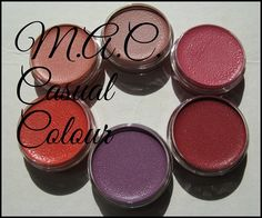 New from MAC - Casual Colour