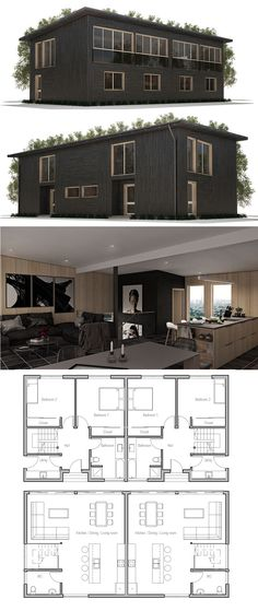 Bosco verticale 7 oxford pinterest milan il and 7 for Maison duplex plan