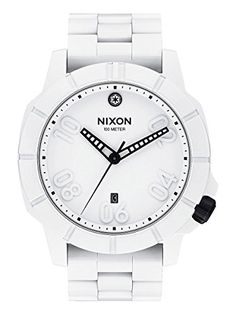 Men's Wrist Watches - Nixon  Ranger  Star Wars Stormtrooper Collectors Edition  White Stainless Steel Watch  A506SW2243 * Read more reviews of the product by visiting the link on the image.