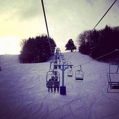 #SuicideSix #Snowboarding #Vermont