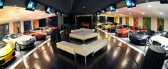 exotic car museum - Google Search