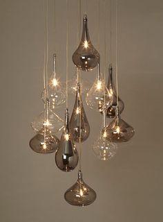 Rhian 12 Light Cluster - ceiling lights - Home, Lighting & Furniture