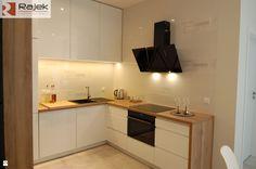 Kuchnia styl Nowoczesny - zdjęcie od Rajek Projektowanie Wnętrz - Kuchnia - Styl Nowoczesny - Rajek Projektowanie Wnętrz