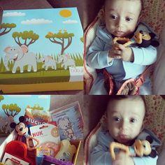 O príncipe Luca amou sua Baby Kids Box  Obrigada mamãe @thaizinhafibra pelo amor Faça seu pré cadastro e receba em primeira mão sobre a liberação do novo ciclo  http://ift.tt/19DJoar #babykidsbox #baby #mãe #mamãe #grávida #gravidinha #família #dicas #novosprodutos #novidades #instababy #instamamãe #clubedeassinaturas #maternidade #gestante #paramamãe #assine #pai #mombloggers #instamamae #instabebe #instapapai #maecoruja #moms #momlife by babykidsbox
