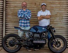 Bmw k100 #retroridesbylourenço #hookieco #scalesstudio #revivalcycles #dropmoto Retro Rides by Lourenço on Instagram