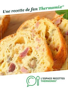 Cake with ham and walnut olives Cake Sale Thermomix, Meat Recipes, Healthy Recipes, Cooking Classes Nyc, Cooking Whole Chicken, Ham, Entrees, Mashed Potatoes, Banana Bread