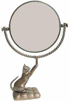 VANITY CAT MIRROR - Meow.com