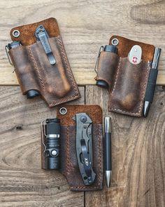 Leather Art, Leather Tooling, Custom Leather, Handmade Leather, Leather Jewelry, Leather Holster, Leather Wallet, Mochila Edc, Crea Cuir