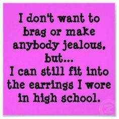 I can really!