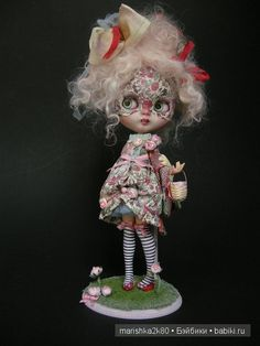 Куклы Жульена Мартинеса (Julien Martinez dolls)✋ART DOLLS More Pins Like This At FOSTERGINGER @ Pinterest☝✋