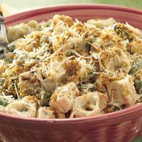 Chicken Tortellini Casserole
