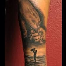 Image result for father daughter tattoos