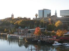 Come live and learn in Knoxville, where the unique blend of Appalachian wilderness, a cosmopolitan downtown, and a lively college social scene create a city filled with culture and charm!