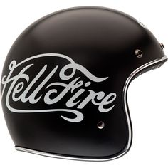 Bell Custom 500 Hellfire Open Face Helmets (CLOSEOUT) - Extreme Supply