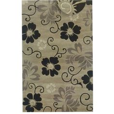 Possible living room rug  RC Willey - Rizzy 8' x 10' Area Rug