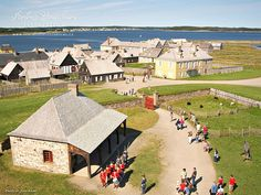 Fortress of Louisbourg - Yahoo Canada Image Search Results Acadie, Port Royal, Parks Canada, Canada Images, Cape Breton, Quebec City, Canada Travel, Nova Scotia, Historical Sites